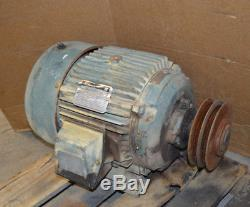 Reliance 5/2.5-Hp Variable Speed 3-Ph Duty Master Motor XT-XE MTR PM 254T TEFC