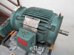 Reliance VXS Variable Speed Motor 01MLJ5246 C002DA 2HP 1160/2300RPM 230V Used
