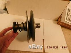 Rockwell 15 inch Variable Speed Drill Press MOTOR PULLEY ASSEMBLY 41-953 NEW