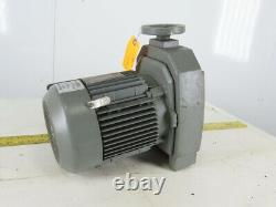 SEW-EURODRIVE DF24BDT90L4-KS 2Hp Electric Motor WithVariable Speed Drive Adapter
