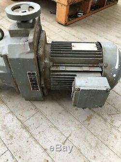 SEW MOTOR GEARBOX VARIABLE SPEED DRIVE 3hp 2.2 Kw