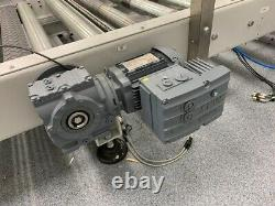 SEW Movimot AS-I SAF47 MM05D-503-00 0.55kw Variable Speed Motor & Gearbox