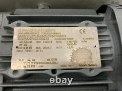 SEW Movimot AS-I SAF47 MM05D-503-00 0.55kw Variable Speed Motor & Gearbox 2