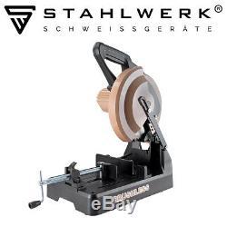 STAHLWERK brushless metal cutting saw brushless motor 3000W variable speed