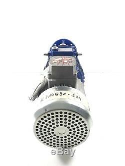 Seepex Variable Speed Geared Motor SPRF 005/50/1 0,37KW