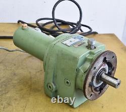 Stober DC Variable Speed Motor & Gear head (CTAM #4811)