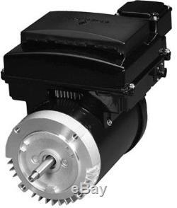 Super II Northstar Max-Flo Variable Speed Pool Pump Motor with Control! AVSJ3