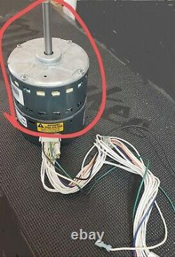 TUD060R9V3K4 5SME39HL0252 American Standard Furnace OEM blower (motor only)