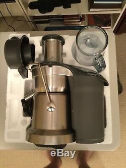 The Juice Fountain Duo (Variable Speed with 1200 Watt Motor)