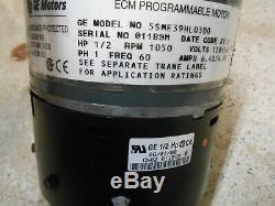 Trane furnce variable speed blower motor 5SME39HL0300 MOT09262 D341314P34