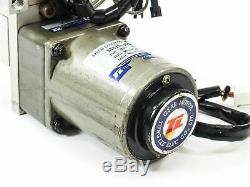 Tung Lee Electrical Stepless Variable Speed Motor 15W withSMC Air Table M315-402