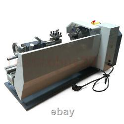Upgrade 750W Mini Metal Lathe 8 x 16 Brushless Motor 3 Jaw 50-2500RPM MT3 220V