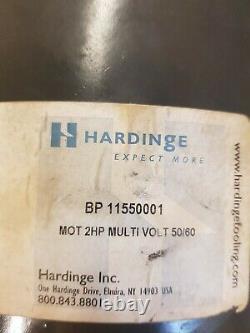 Us Electrical Motors, Bridgeport Milling Machine 2 HP Motor Variable Speed
