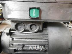 VARIMAX VFD Variable Speed Drive motor + gearbox 230AC 1 Phase Supply MFR600