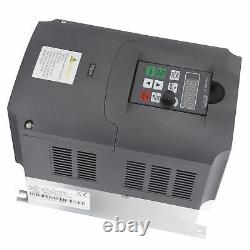 Variable Frequency Drive 220V to 380V 3Phase Motor Speed Controller 11KW