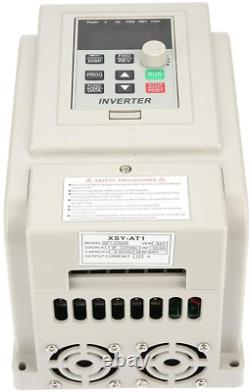Variable Frequency Drive VFD Speed Controller for 3-phase 2.2kW AC Motor 220VAC