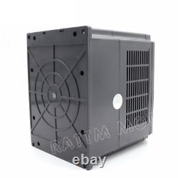 Variable Frequency Driver Inverter 3HP 220V For CNC Router Spindle Motor Speeds