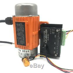 Variable Speed Controller DC Brushless Vibrat Motor 3000-7700RPM For Machinery