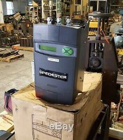 Variable Speed DC motor drive 100 HP, 230 VAC, 330 Amps, D4Q1-2000-1. Digital