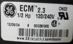 Variable Speed Ge Ecm 2.3 Motor 5sme39hl0252 D341314p34 Mot09262 (5047)c1 Ks