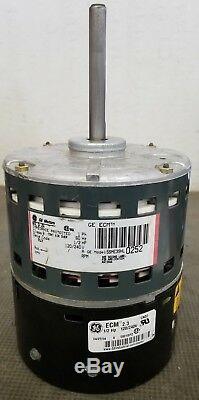 Variable Speed Ge Ecm 2.3 Motor 5sme39hl0252 D341314p34 Mot09262 (7265)a3 Ap