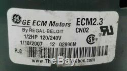 Variable Speed Ge Ecm 2.3 Motor 5sme39hl0971 Hd44ae146 (0744) B19 Cp