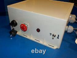 Variable Speed Motor Controller 12vdc Forward/reverse With F&r Extra For Setwork