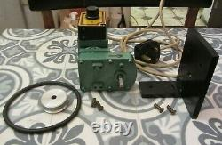 Variable Speed Motor For Sherline 4000 Lathe May Be Adapted To Fit Emco Unimat