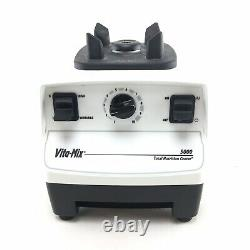 Vitamix 5000 Blender Motor Base Only Working Fast Shipping P01