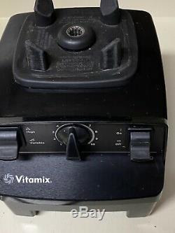 Vitamix 5200 Blender Pitcher Variable Hi Speed Black Motor Vm0103