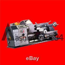 WM210V-G Metal Lathe Brushless Motor Lathe Machine Stepless Variable Speed New