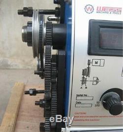WM210V-G Metal Lathe Brushless Motor Machine Stepless Variable Speed 110-220v