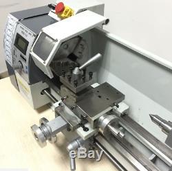 WM210V-G Metal Lathe Brushless Motor Machine Stepless Variable Speed 110-220v m