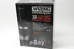 Waring WSB50 40 qt 12 Heavy Duty Immersion Blender with Variable Speed Motor