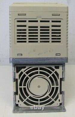 Yaskawa AC Drive Z1000 Inverter CIMR-ZU4A0021FAA Variable Speed 15HP Motor