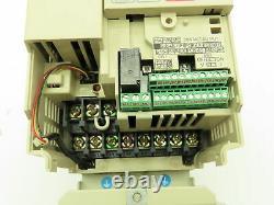 Yaskawa CIMR-V7AM42P2 Variable Speed Drive 3HP Motor 5.5Amp 460V 3 Ph